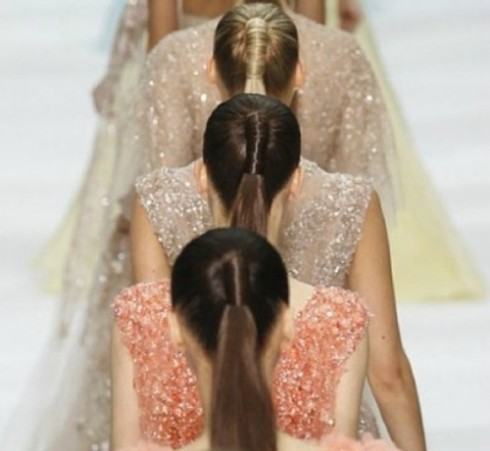 Sparkle trend for Spring 2012