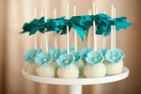 Cake Pops design presentation baking