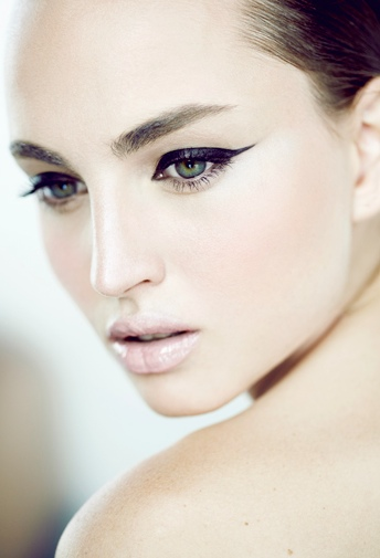 Cat-eye makeup inspiration beauty