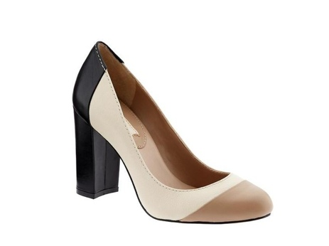 Banana Republic colorblock pumps