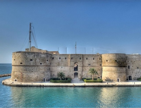 Taranto Castle ideas travel fairy tale