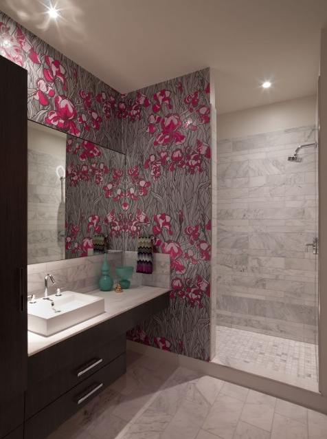 decor trends 2012 bold wallpaper inspiration ideas