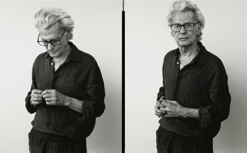 Richard Avedon photography artist portrait