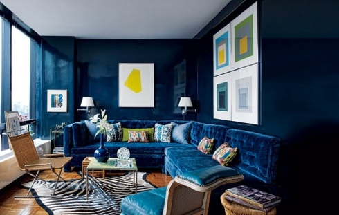 Blue concept ideas inspiration color fashion decor style