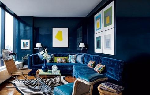 Blue concept ideas inspiration color fashion decor style