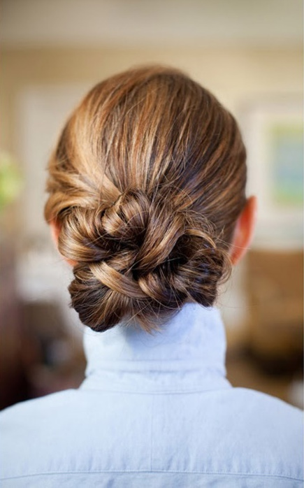 Hair buns ideas inspiration style beauty