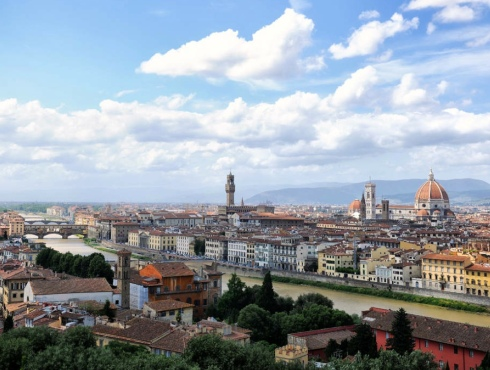 Florence Italy travel destination ideas honeymoon inspiration