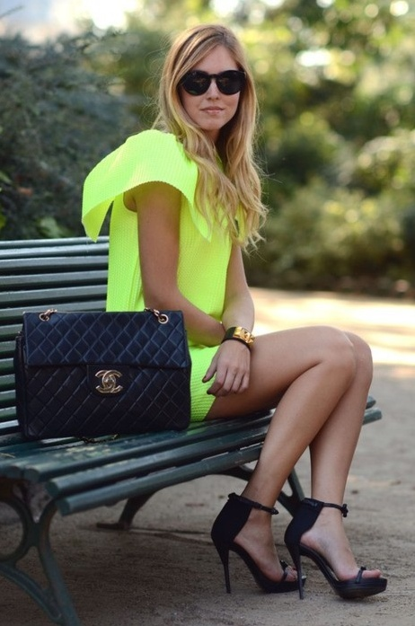 Neon fashion style ideas how to wear