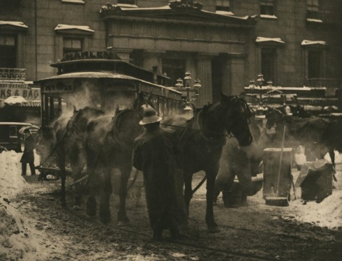 Alfred Stieglitz  The Terminal Photography