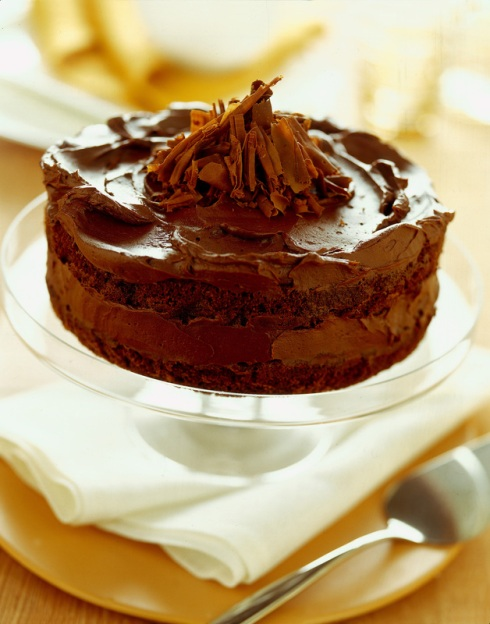 Chocolate cake recipe food baking ideas