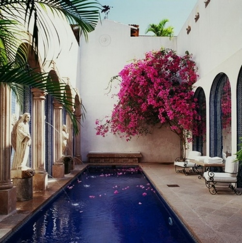 courtyard design inspiration ideas interiors decor
