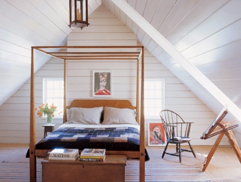 four-poster bed interiors design ideas inspiration bedroom