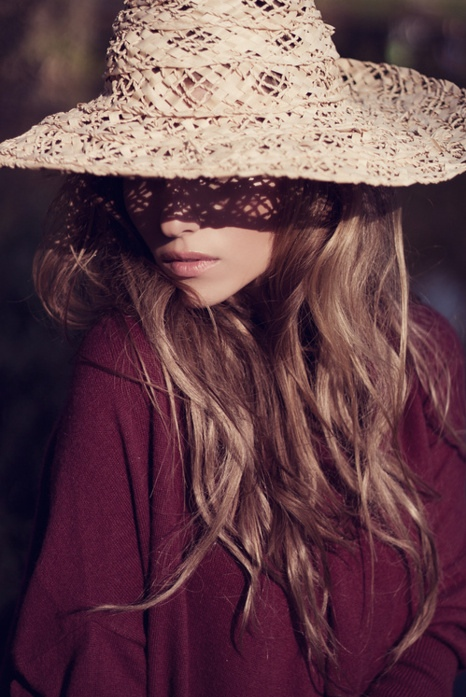 sun hat fashion style inspiration how to wear summer