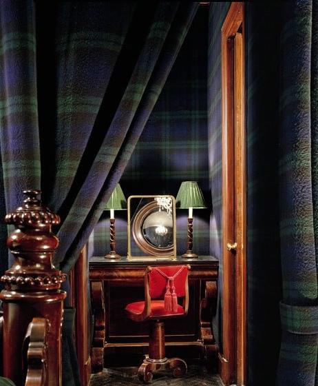 Tartan plaid fashion style how to wear ideas inspiration decor interiors design