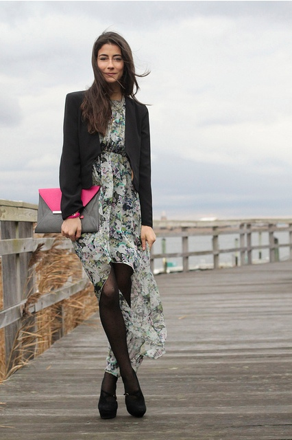 voile dress skirt style fashion ideas inspiration how to wear