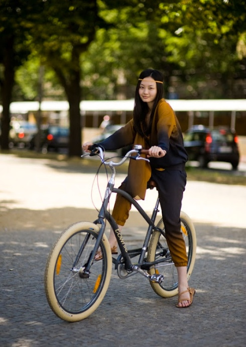 biking attire fashion style inspiration ideas what to wear