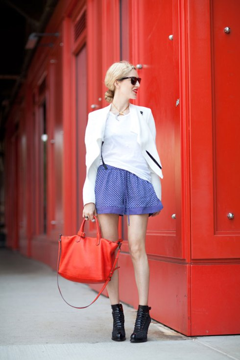 shorts summer style fashion ideas inspiration how to wear